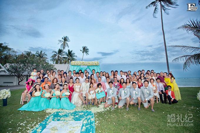 海岛婚礼——苏梅岛20131208