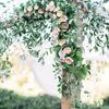 森系婚礼每个女孩的梦,分享一些婚礼素材~