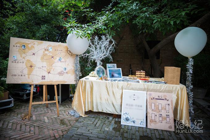 欧式婚礼餐厅图片