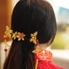 简单的中式配饰也可以有古典美~