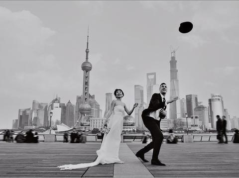上海婚纱【HARRYVISION】出品