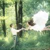 南京哪里能拍这种悬浮的婚纱照??