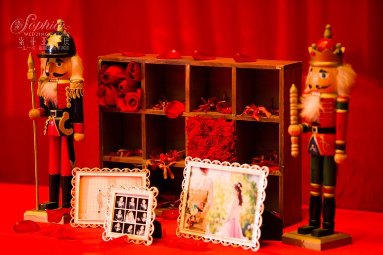 【复古婚礼】红妆十里 盛世花嫁