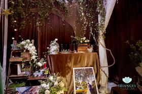 2014321-《森林狂想曲》婚礼布置清新
