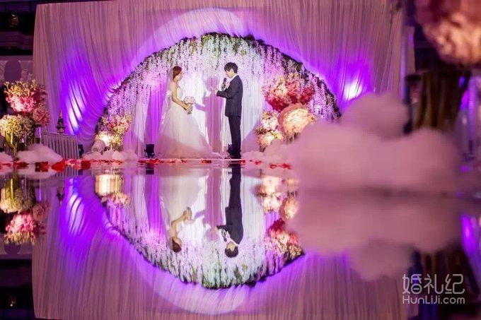 li&miss.gu】唯美粉色系,婚礼策划作品,婚礼纪 .