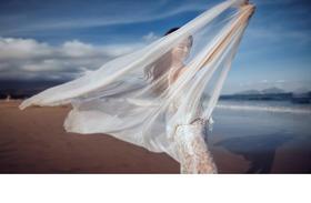 #幸福流年婚纱摄影#夏日海风系列