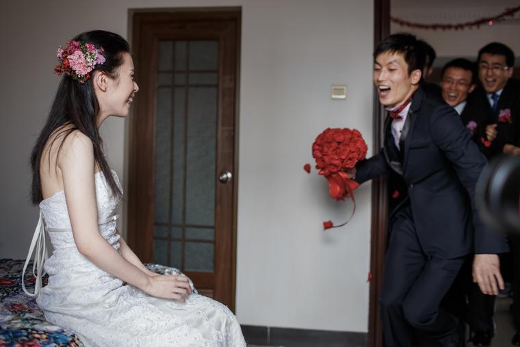 广州纪实婚礼拍摄