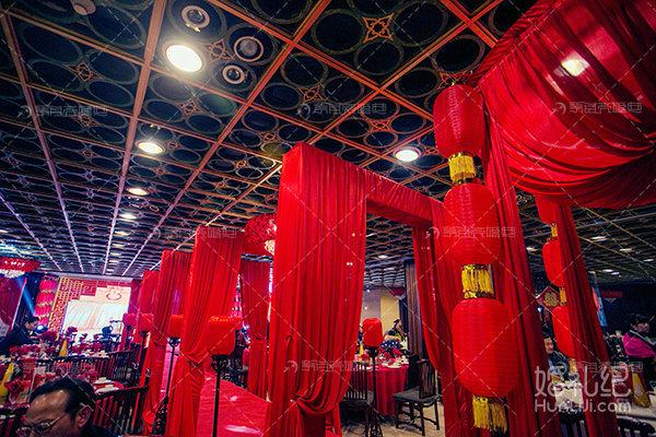 中式婚礼【锦绣红楼】