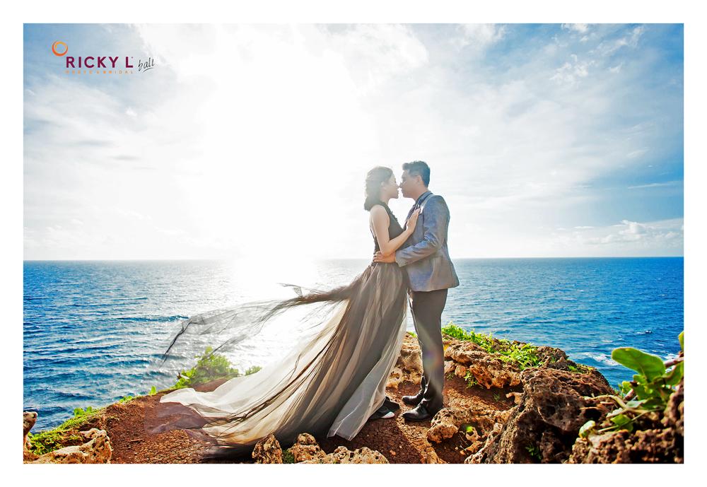 巴厘岛婚纱照