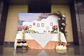 画中恋人 美式乡村风格婚礼
