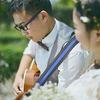文艺小青年的婚纱照