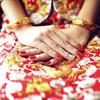 全手工定制龙凤袍,传统上海妞的婚礼