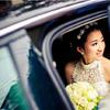 终于圆了心中的梦:庄严而唯美的教堂婚礼~~