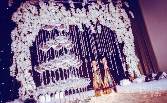 欧式皇家晚宴,婚礼策划公司