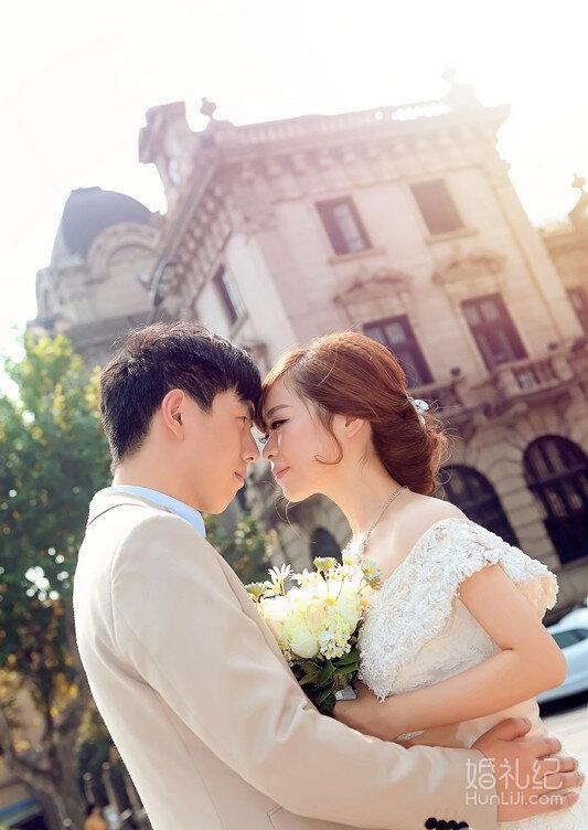从婚纱照到大婚当日,婚礼筹备大分享,婚礼纪 hunliji.