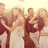 蒂芙尼蓝婚礼~暖暖的婚纱照~都是我喜欢的~
