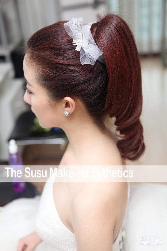 发型九大风格美学结构图