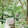 森系主题婚礼布置