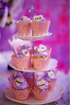 紫色主题婚礼套餐,年度优惠