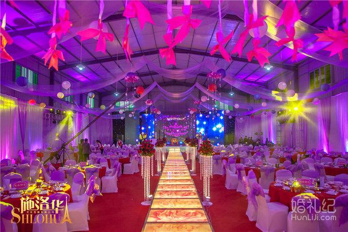《施洛华》梦幻的婚礼殿堂