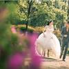 分享给大家我的婚纱照,有点韩式有点小清新