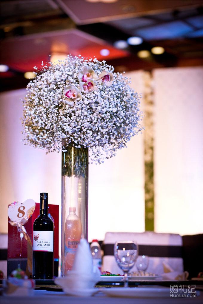 十年主题森系婚礼,花艺甜品设计作品欣赏,婚礼纪 ji.