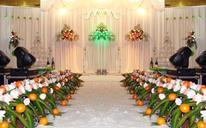 """""""果园爱情""""森系婚礼就是美得任性!"""