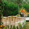想办一场草坪婚礼,分享收集的图
