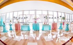 新湖铂尔曼-珊瑚海小清新主题婚礼