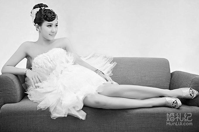 个人写真,婚礼化妆师,婚礼纪 hunliji.com