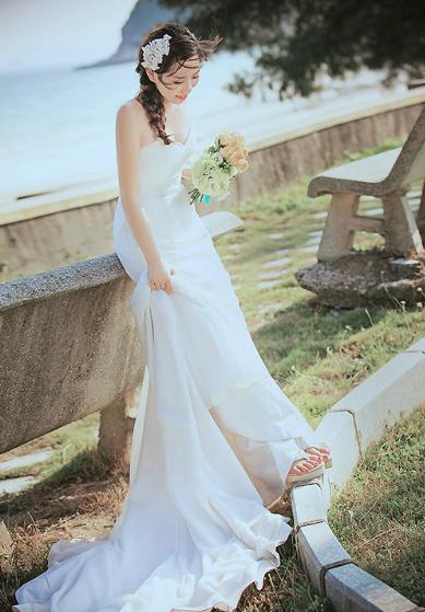 海景浪漫之旅——唯美婚纱照