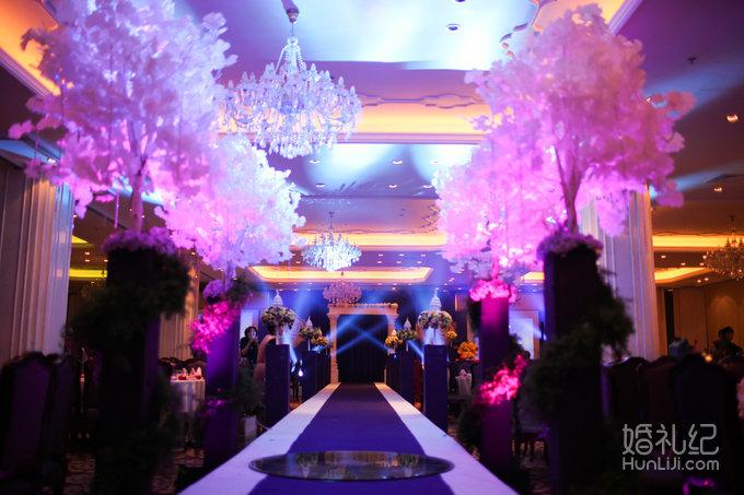 紫色物语,婚礼策划公司