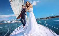 【青岛】离北京最近最完美的海景婚纱照