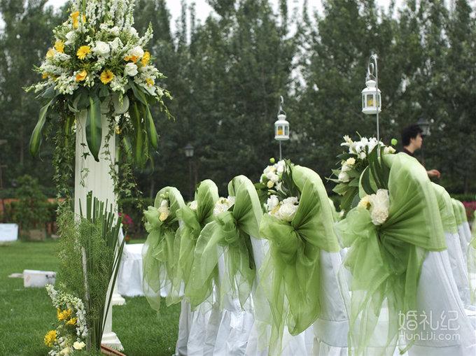户外婚礼④——森系浪漫田园风婚礼
