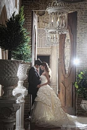 北京简约经典室内婚纱套系-北京兰芙婚纱摄影