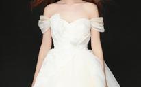 时尚新娘婚纱礼服