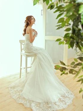 超值韩式婚纱照套系