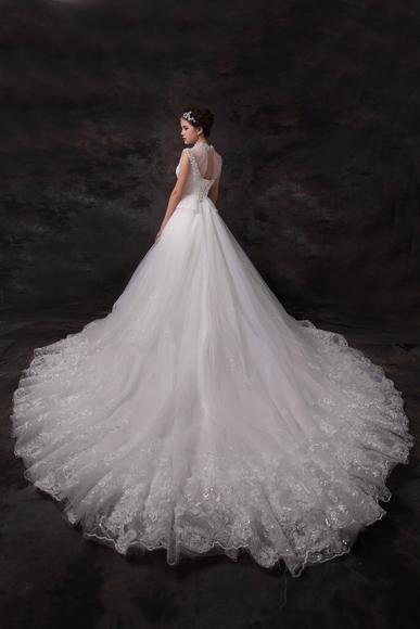 【梵希】婚纱礼服馆之婚纱礼服套餐一