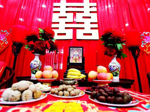 中式婚礼婚庆套餐【婚礼纪】图片