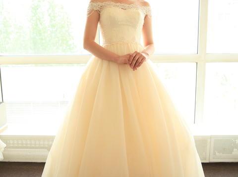 2599定制超可爱芭比娃娃款蓬蓬婚纱