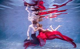 水下摄影畅想拍摄季