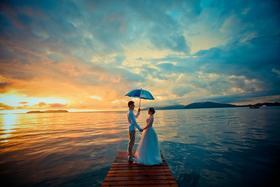 优艺摄影&韩式婚纱客照展示