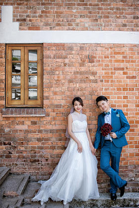 优艺摄影&时尚街拍婚纱客照展示