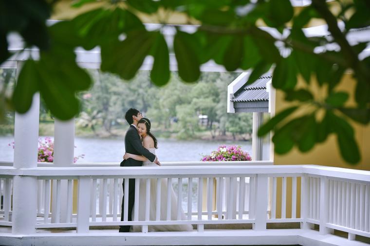 普吉岛乐古浪悦椿婚纱摄影私人晚餐浪漫日