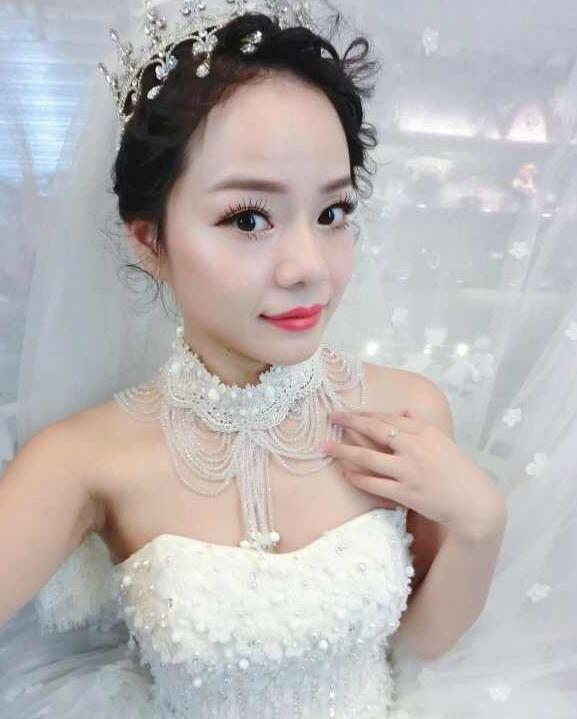 新娘�yg�_西安婚礼跟妆商家 > 迈瑞新娘美妆馆  用户评论( 10) g-lily 非常棒