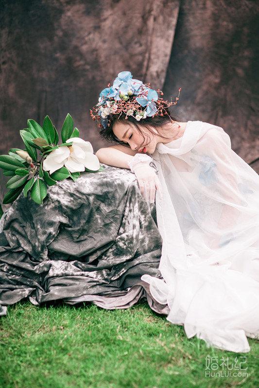 杭州创意园写真纪实风,婚礼摄影师,婚礼纪 hunliji.com