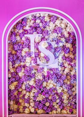 """爱""""尚"""" """"李""""一辈""""紫""""主题婚礼"""