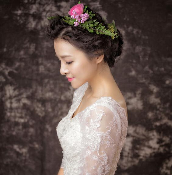 2016新娘妆面与造型