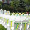 毕业就结婚,草坪婚礼献给我们的青春