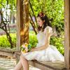 我的田园风格婚礼 粉嫩甜蜜又优雅 上图